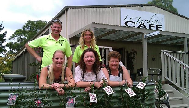 Tahmoor Garden Centre Staff